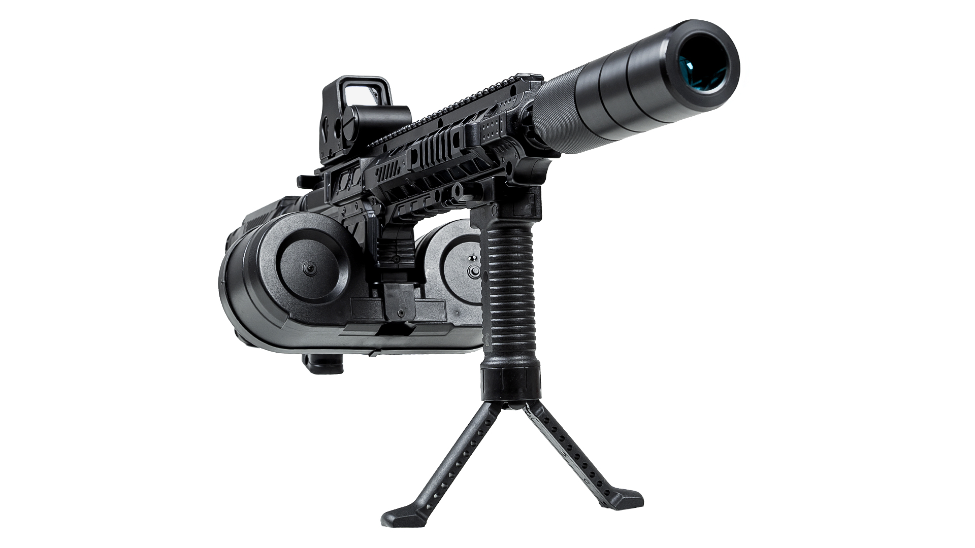 Machine gun for Laser tag (outdoor tactical games)