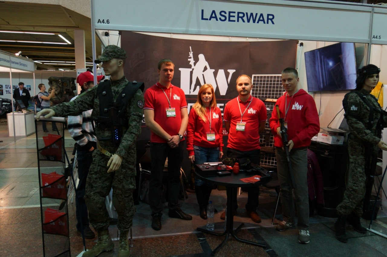 LaserWar USA - Laser Tag Equipment Developer