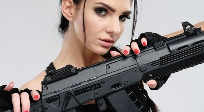 Easy Start Laser tag set for business