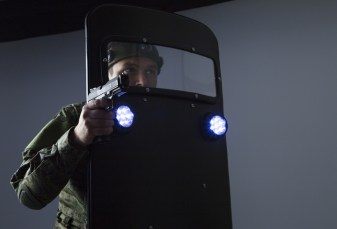 tactical shield  for Laser tag