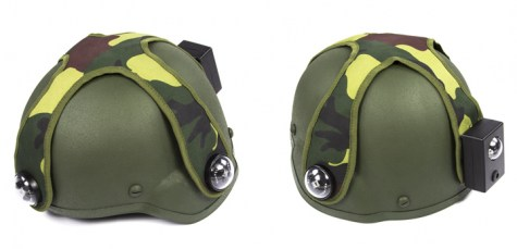 Laser tag Light helmet